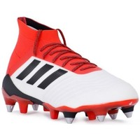 Sko Herre Fodboldstøvler adidas Originals Predator 181 SG Hvid, Rød