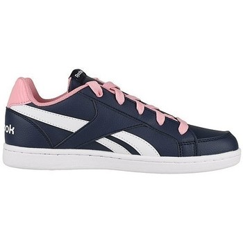 Sko Børn Lave sneakers Reebok Sport Royal Prime Hvid,Flåde
