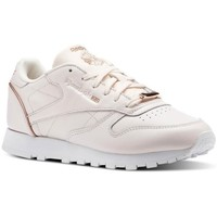 Sko Dame Lave sneakers Reebok Sport CL Lthr Pink