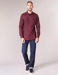textil Herre Lige jeans Emporio Armani BOUWI Blå / Medium
