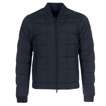 textil Herre Dynejakker Emporio Armani REWA Marineblå