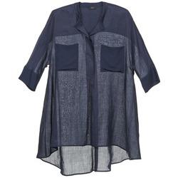 textil Dame Toppe / Bluser Joseph HEATHER Marineblå