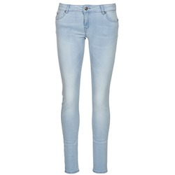 textil Dame Smalle jeans Kaporal LOKA Blå / Lys