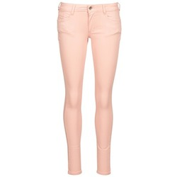 textil Dame Smalle jeans Kaporal QUINZE Pink
