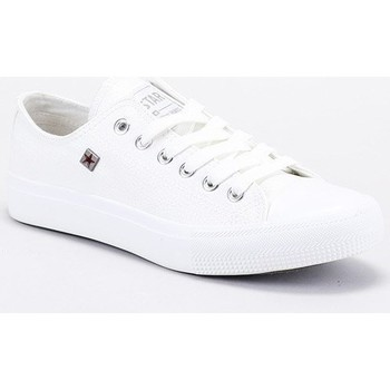 Sko Herre Lave sneakers Big Star V174347 Hvid