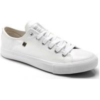 Sko Dame Lave sneakers Big Star V274869 Hvid