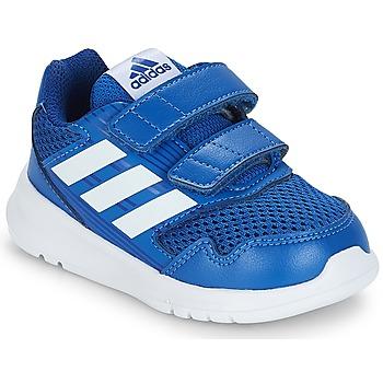Sko Børn Lave sneakers adidas Originals ALTARUN CF I Blå