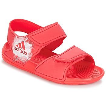 Sko Pige Sandaler adidas Originals ALTASWIM C Pink