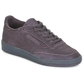 Sko Dame Lave sneakers Reebok Classic CLUB C 85 Violet