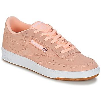 Sko Dame Lave sneakers Reebok Classic CLUB C 85 Pink
