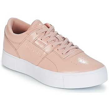 Sko Dame Lave sneakers Reebok Classic WORKOUT LO FVS Pink