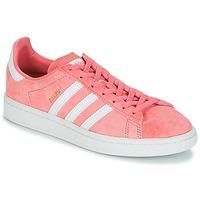Sko Dame Lave sneakers adidas Originals CAMPUS W Pink