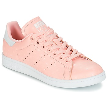 Sko Dame Lave sneakers adidas Originals STAN SMITH W Pink