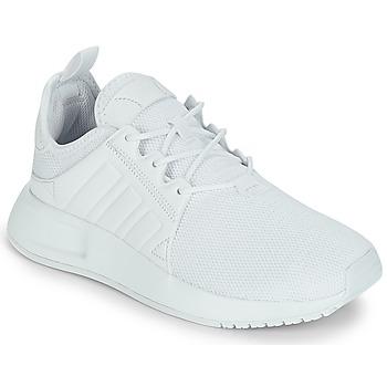 Sko Børn Lave sneakers adidas Originals X_PLR J Hvid