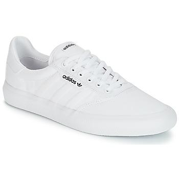 Sko Lave sneakers adidas Originals 3MC Hvid