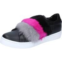 Sko Dame Sneakers Islo BZ213 Sort
