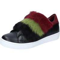 Sko Dame Sneakers Islo BZ214 Sort