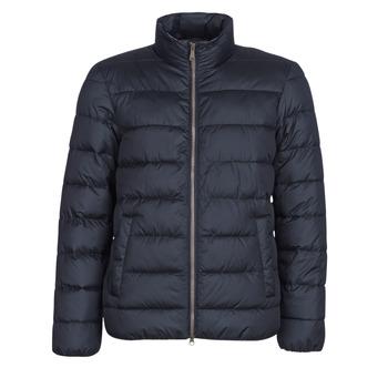 textil Herre Dynejakker Geox WELLS Marineblå