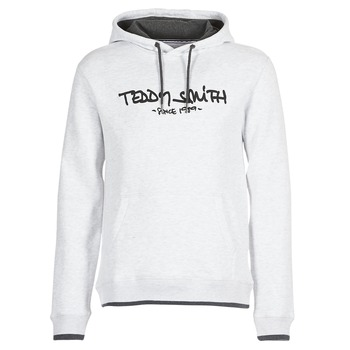 textil Herre Sweatshirts Teddy Smith SICLASS HOODY Grå