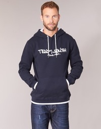 textil Herre Sweatshirts Teddy Smith SICLASS HOODY Marineblå
