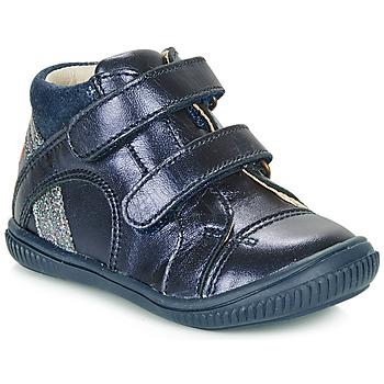 Sko Pige Høje sneakers GBB ROXANE Blå