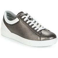 Sko Dame Lave sneakers Emporio Armani BRUNA Tin