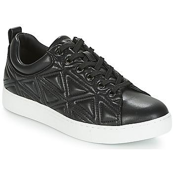 Sko Dame Lave sneakers Emporio Armani DELIA Sort