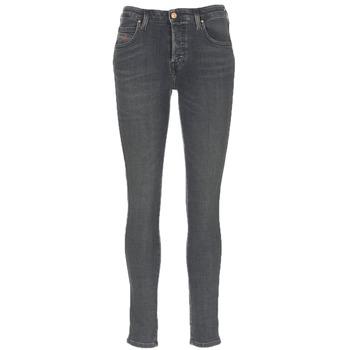 textil Dame Smalle jeans Diesel BABHILA Grå / 084vq