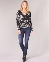 textil Dame Jeans - skinny Diesel SLANDY Blå / 681g