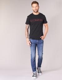 textil Herre Smalle jeans Diesel THOMMER Blå / 084uh