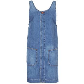 textil Dame Korte kjoler Diesel DE DATY Blå