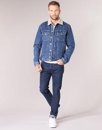 textil Herre Smalle jeans Diesel TEPPHAR Blå / 084zc