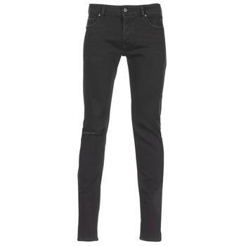 textil Herre Jeans - skinny Diesel SLEENKER Sort / 084zn