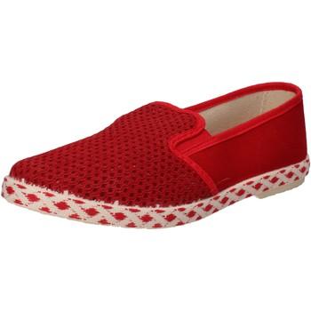 Sko Herre Slip-on Caffenero Sneakers AE159 Rød