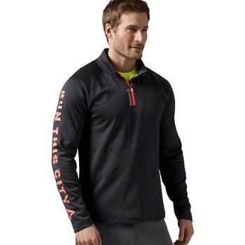 textil Herre Sweatshirts Reebok Sport Running Essentials Grafit