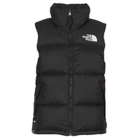textil Dame Dynejakker The North Face NUPTSE VEST Sort