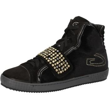 Sko Dame Høje sneakers Guardiani AE827 Sort