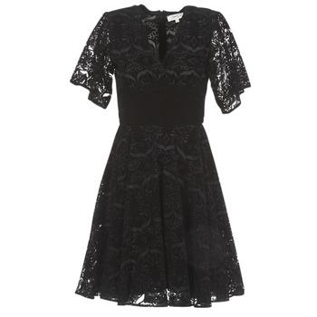 textil Dame Korte kjoler Derhy DAMOISELLE Sort