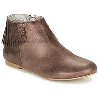 Sko Dame Støvler Ippon Vintage DOLLY MAGIC Beige / Guld