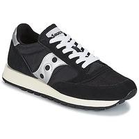 Sko Lave sneakers Saucony JAZZ ORIGINAL VINTAGE Sort / Hvid