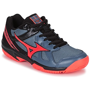 Sko Dame Indendørssport Mizuno CYCLONE SPEED Sort / Grå / Orange