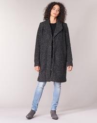 textil Dame Frakker Vila VICAT Sort