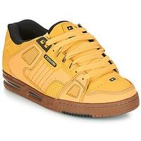 Sko Herre Lave sneakers Globe SABRE Gul
