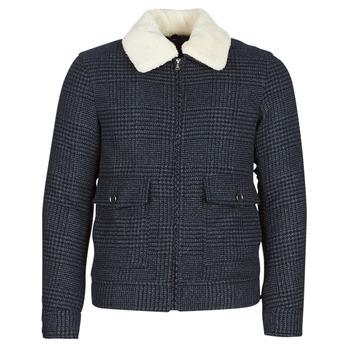 textil Herre Frakker Sisley FADVIN Grå