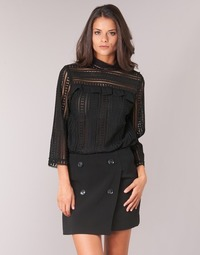 textil Dame Toppe / Bluser See U Soon TELICA Sort
