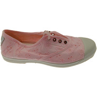 Sko Dame Lave sneakers Natural World NW120541rosa rosso