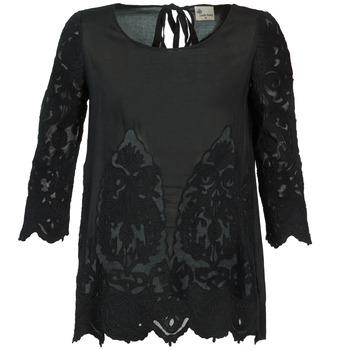 textil Dame Toppe / Bluser Stella Forest ALANE Sort