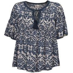textil Dame Toppe / Bluser Stella Forest ANNAICK Beige / Blå