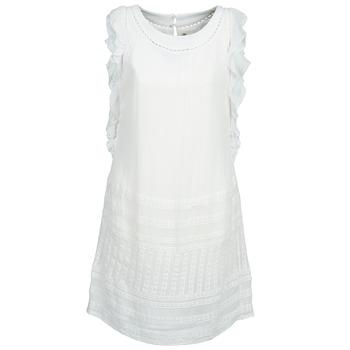 textil Dame Korte kjoler Stella Forest AUDRENE Hvid