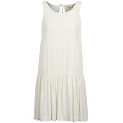 textil Dame Korte kjoler Stella Forest DELFINEZ Beige
